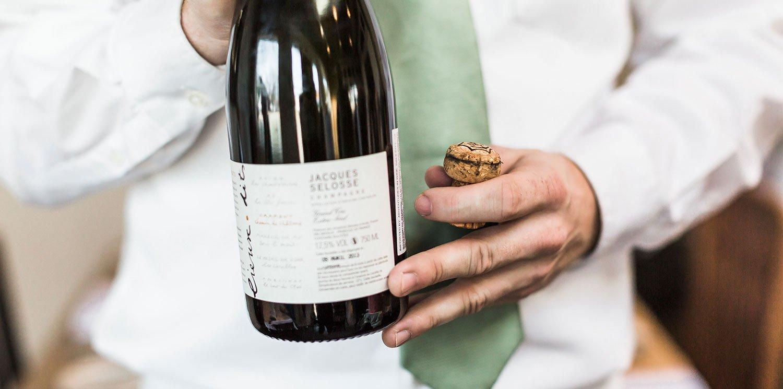 Ellerbe Fine Foods Reserve Wine