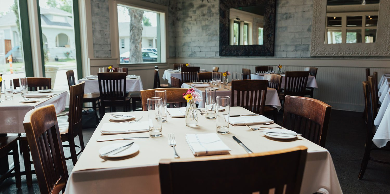 Ellerbe Fine Foods Dining Room