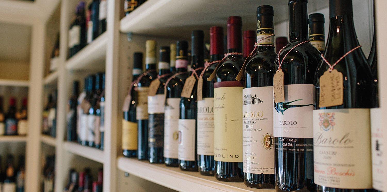 Ellerbe Fine Foods Wine